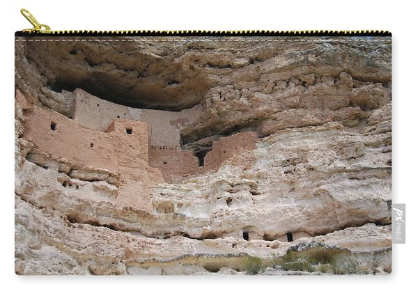 Arizona Cliff Dwelling Carry-all Pouch