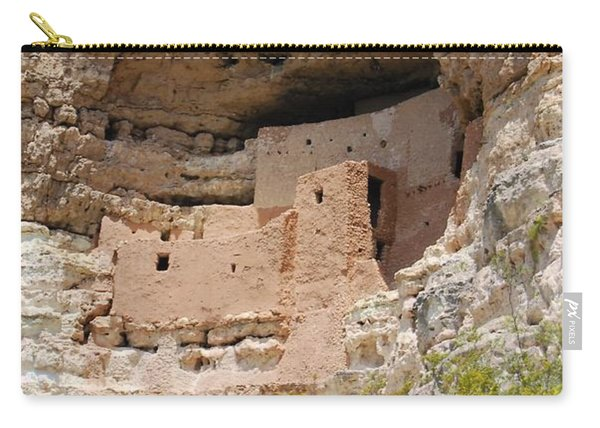 Arizona Cliff Dwellings Carry-all Pouch