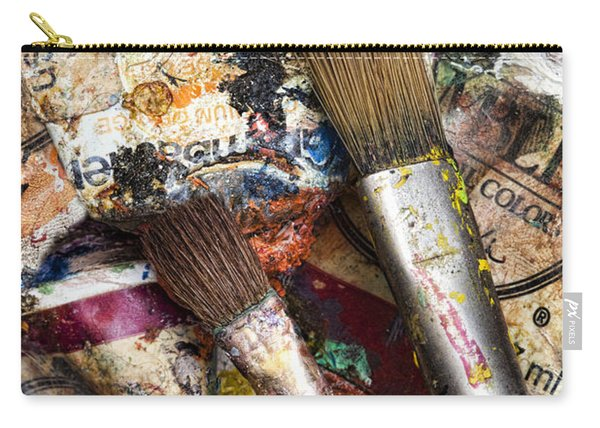 Art Is Messy 1 Carry-all Pouch