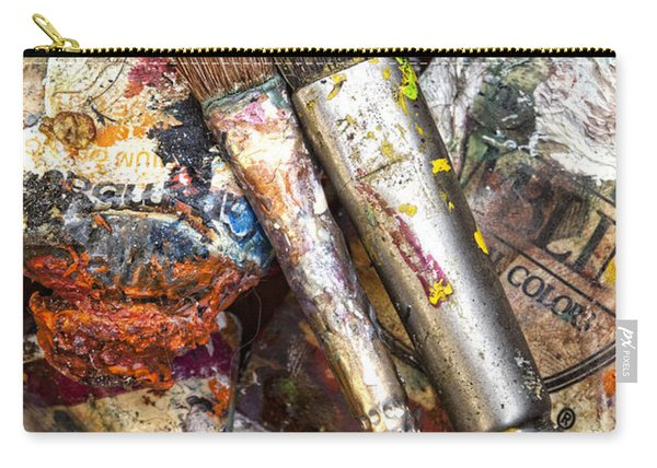 Art Is Messy 2 Carry-all Pouch