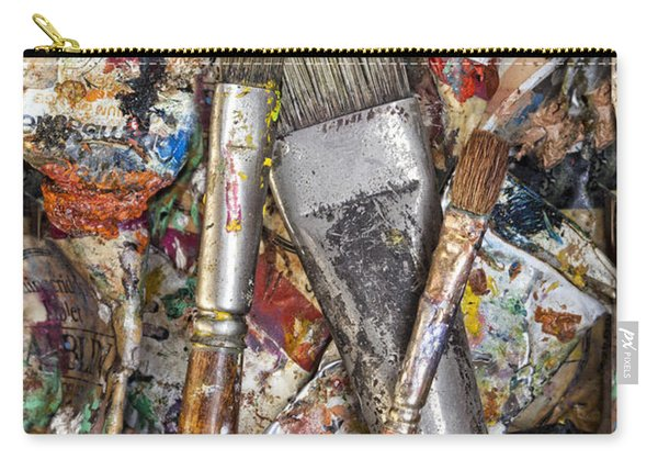Art Is Messy 4 Carry-all Pouch