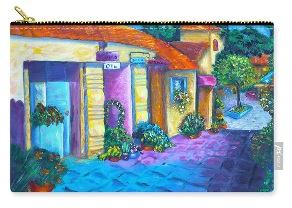 Artist Village Carry-all Pouch
