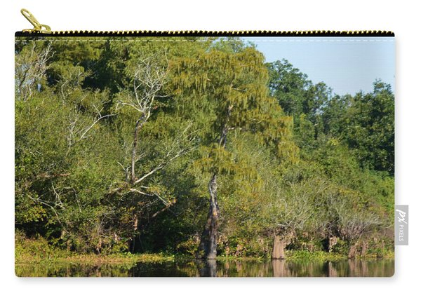 Atchafalaya Basin 7 Carry-all Pouch