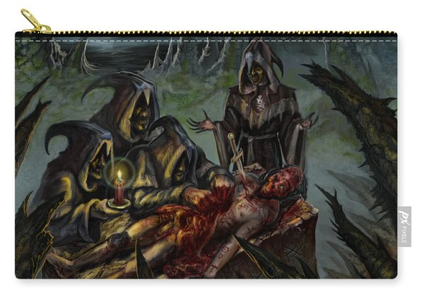 Autopsy Of The Damned  Carry-all Pouch