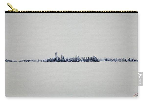Autum Skyline Carry-all Pouch