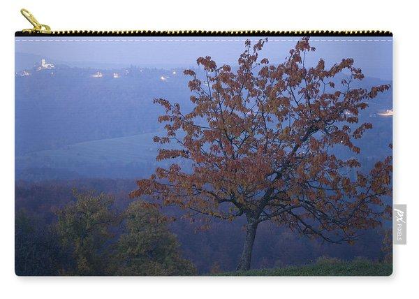 Autumn Colour At Dusk Carry-all Pouch