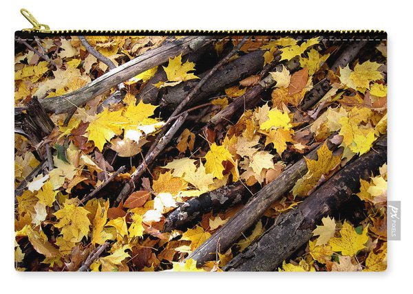 Autumnal Melody Carry-all Pouch