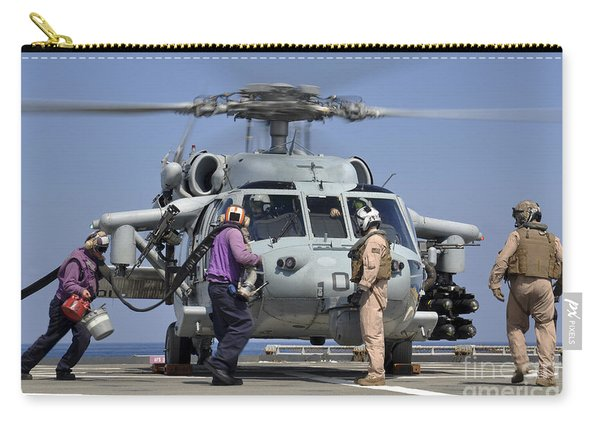 Aviation Boatswain's Mates Run Carry-all Pouch