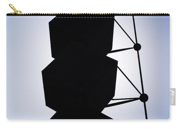 Backlight Structure Carry-all Pouch