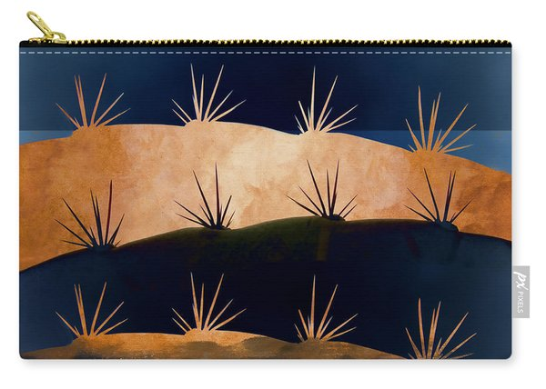 Baja Landscape Number 1 Carry-all Pouch