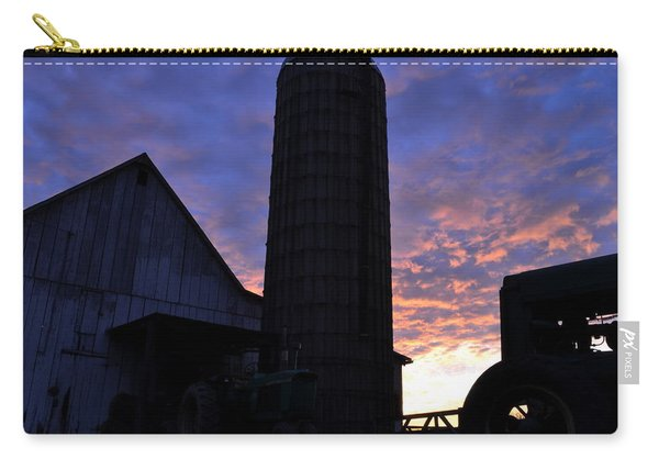 Barnyard Sunrise IIi Carry-all Pouch