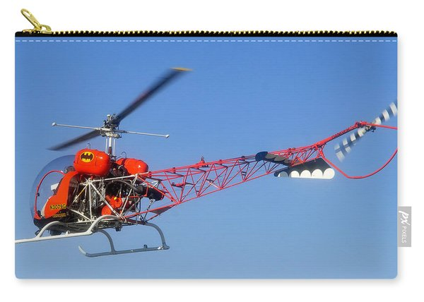 Batcopter Carry-all Pouch