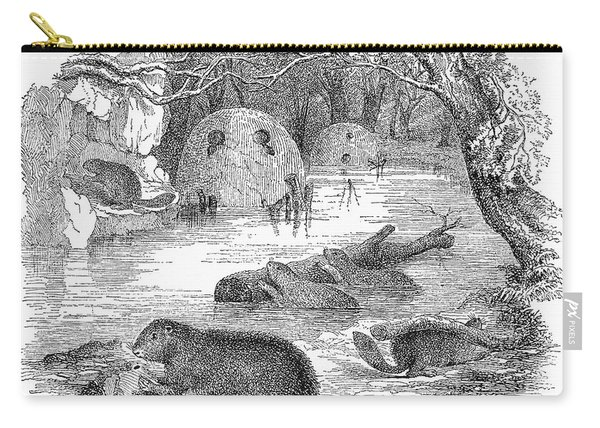 Beavers Carry-all Pouch