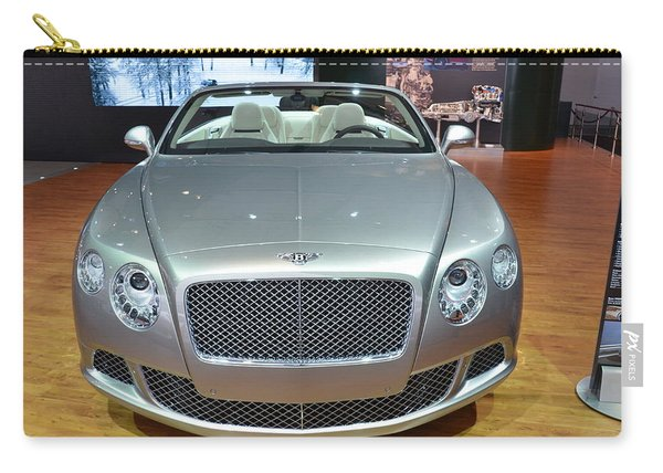 Bentley Starting Price Just Below 200 000 Carry-all Pouch