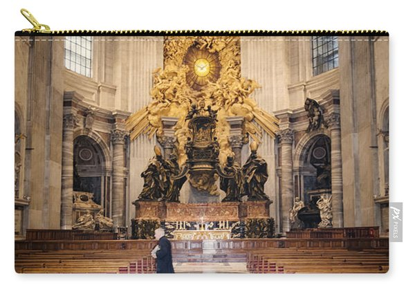 Bernini Masterpiece Carry-all Pouch