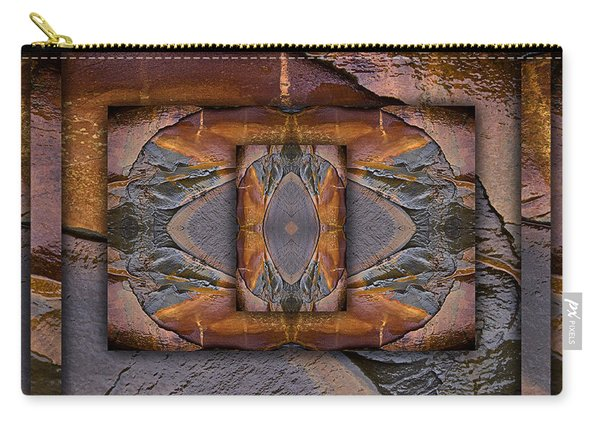 Between Tides Number 6 Carry-all Pouch
