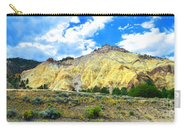 Big Rock Candy Mountain - Utah Carry-all Pouch