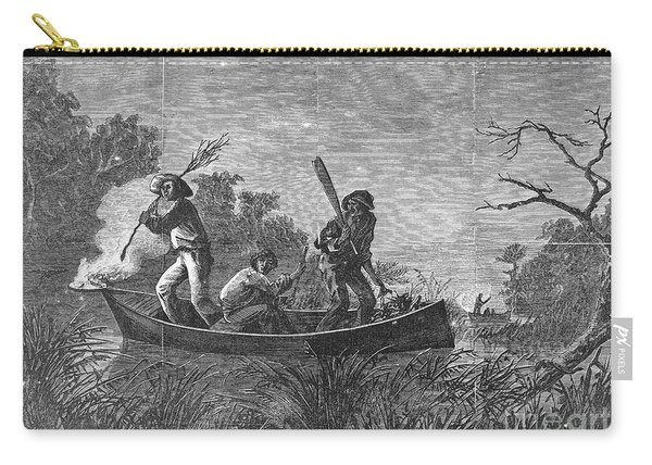 Bird Hunting, 1868 Carry-all Pouch
