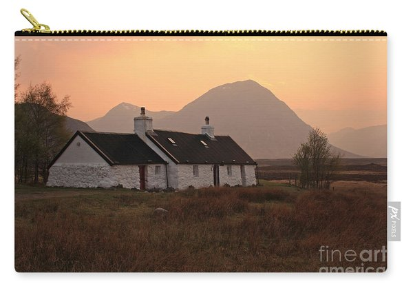Black Rock Cottage Sunset Carry-all Pouch