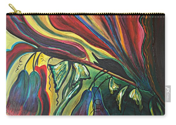 Blooming Expressions... Carry-all Pouch
