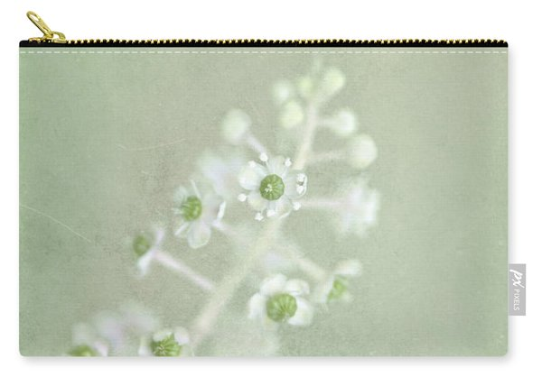 Blossoms Unfolding Carry-all Pouch