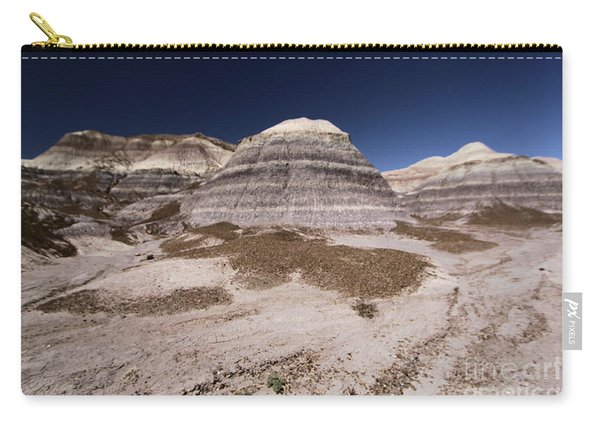Blue Mesa At Petrified Forest Carry-all Pouch