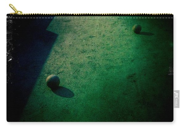Bocce Ball Court Carry-all Pouch