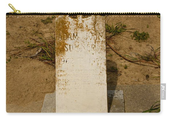Bodega Bay Cemetery Carry-all Pouch