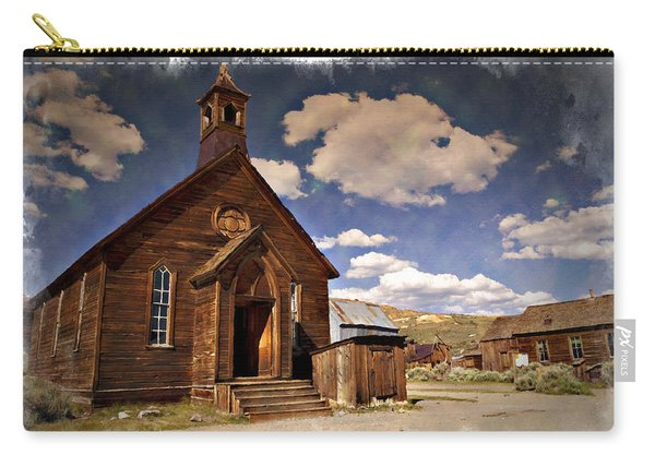 Bodie Church - Impressions Carry-all Pouch