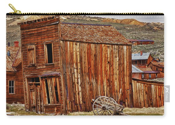 Bodie Ghost Town Carry-all Pouch