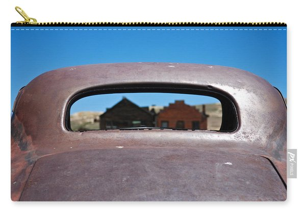 Bodie Ghost Town I - Old West Carry-all Pouch