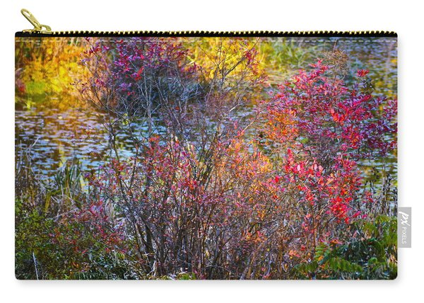 Bright Autumn Light Carry-all Pouch