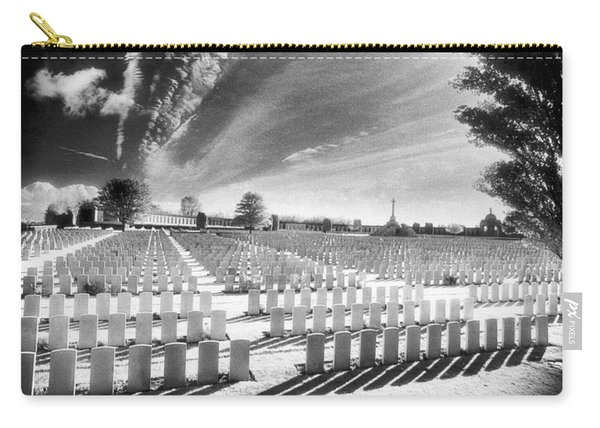 British Cemetery Carry-all Pouch