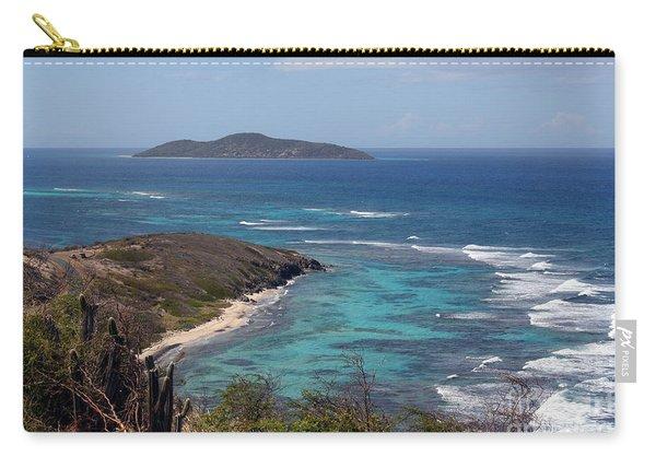 Buck Island Usvi Carry-all Pouch