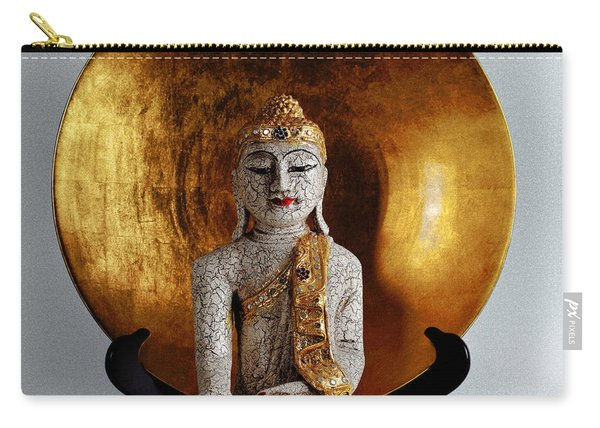 Buddha Girl Carry-all Pouch