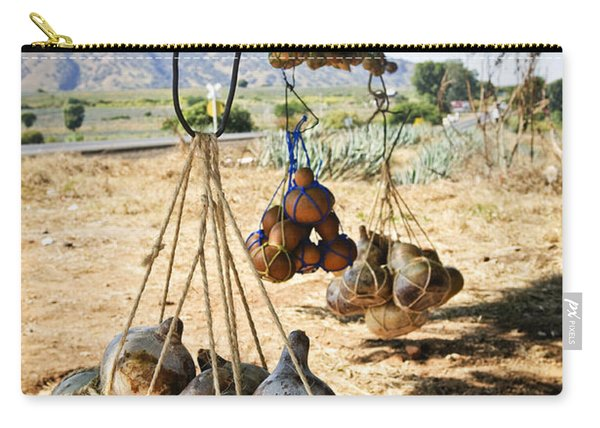 Calabash Gourd Bottles In Mexico Carry-all Pouch