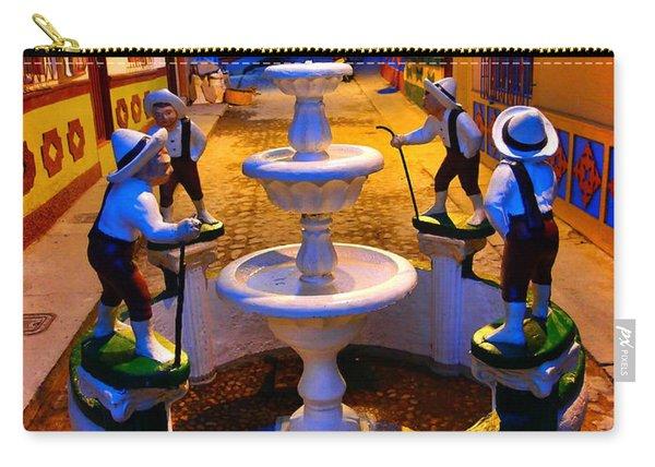 Calle Del Recuerdo Carry-all Pouch
