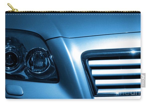 Car Face Carry-all Pouch