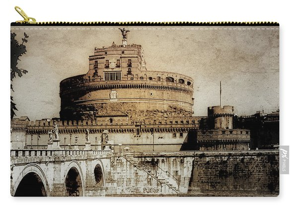 Castel Sant' Angelo Rome Carry-all Pouch