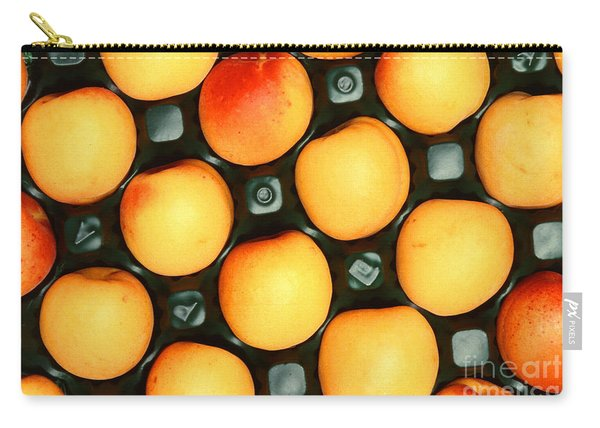 Castlebrite Apricot Carry-all Pouch