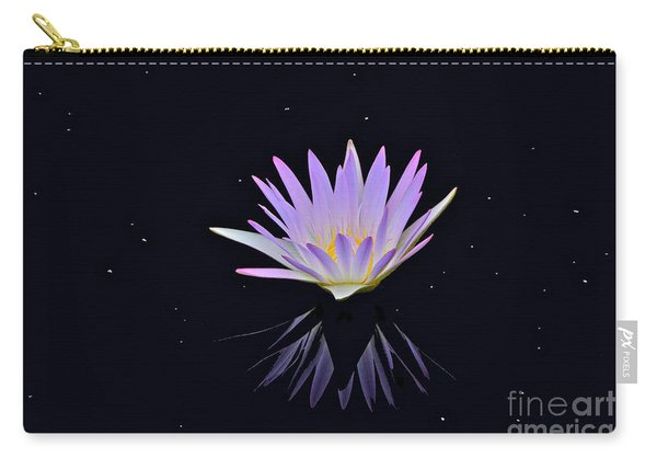 Celestial Waterlily Carry-all Pouch
