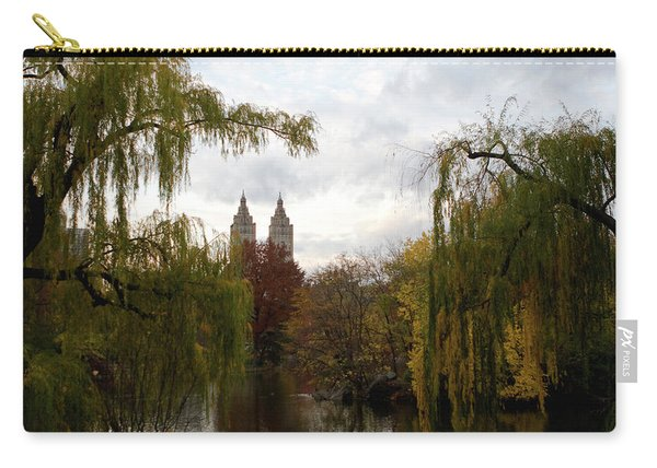 Central Park Autumn Carry-all Pouch