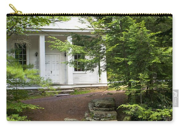 Chapel At Hickory Run State Park Carry-all Pouch