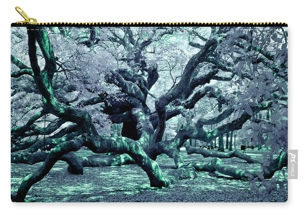 Charleston's Angel Oak Carry-all Pouch