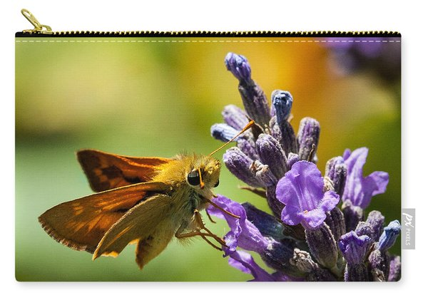 Checking For Nectar Carry-all Pouch