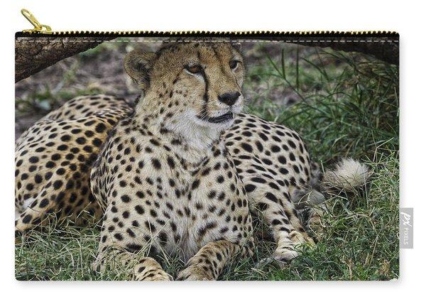 Cheetah Alert Carry-all Pouch