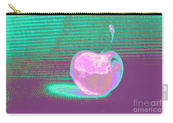 Cherry Pastel Carry-all Pouch