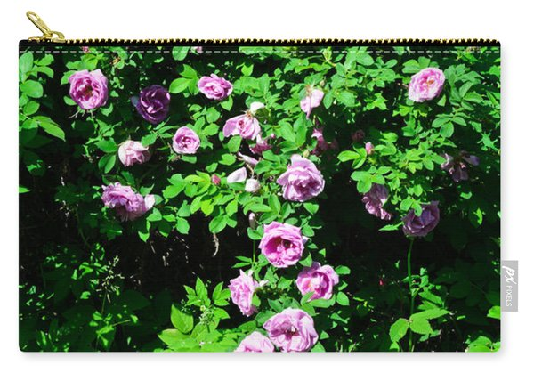 China Rose Carry-all Pouch