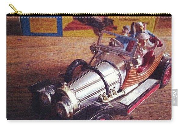 Chitty Chitty Bang Bang Corgi Toy Carry-all Pouch