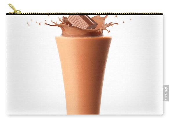 Chocolate Milkshake Smoothie Carry-all Pouch